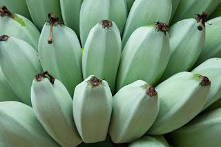 pisang blue java, ice cream banana