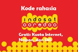 12 Kode Rahasia Indosat Gratis Kuota Internet, Nelpon, dan SMS
