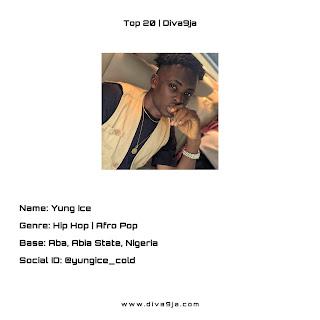 Yungice | Top 20 On Diva9ja