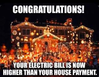 Decorations,Bills, Christmas Meme