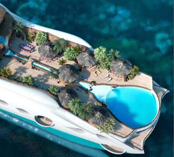 Tropical Island Paradise: World Beautifull Places: Tropical Island Paradise Yacht UK