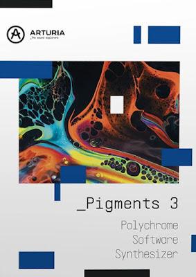 Cover do Plugin Arturia - Pigments 3.1.0