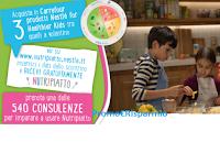 """Concorso """"""""Nestlé For Healthier Kids"""" : ricevi il Nutripiatto come regalo certo e vinci 540 consulenze nutrizionali"""