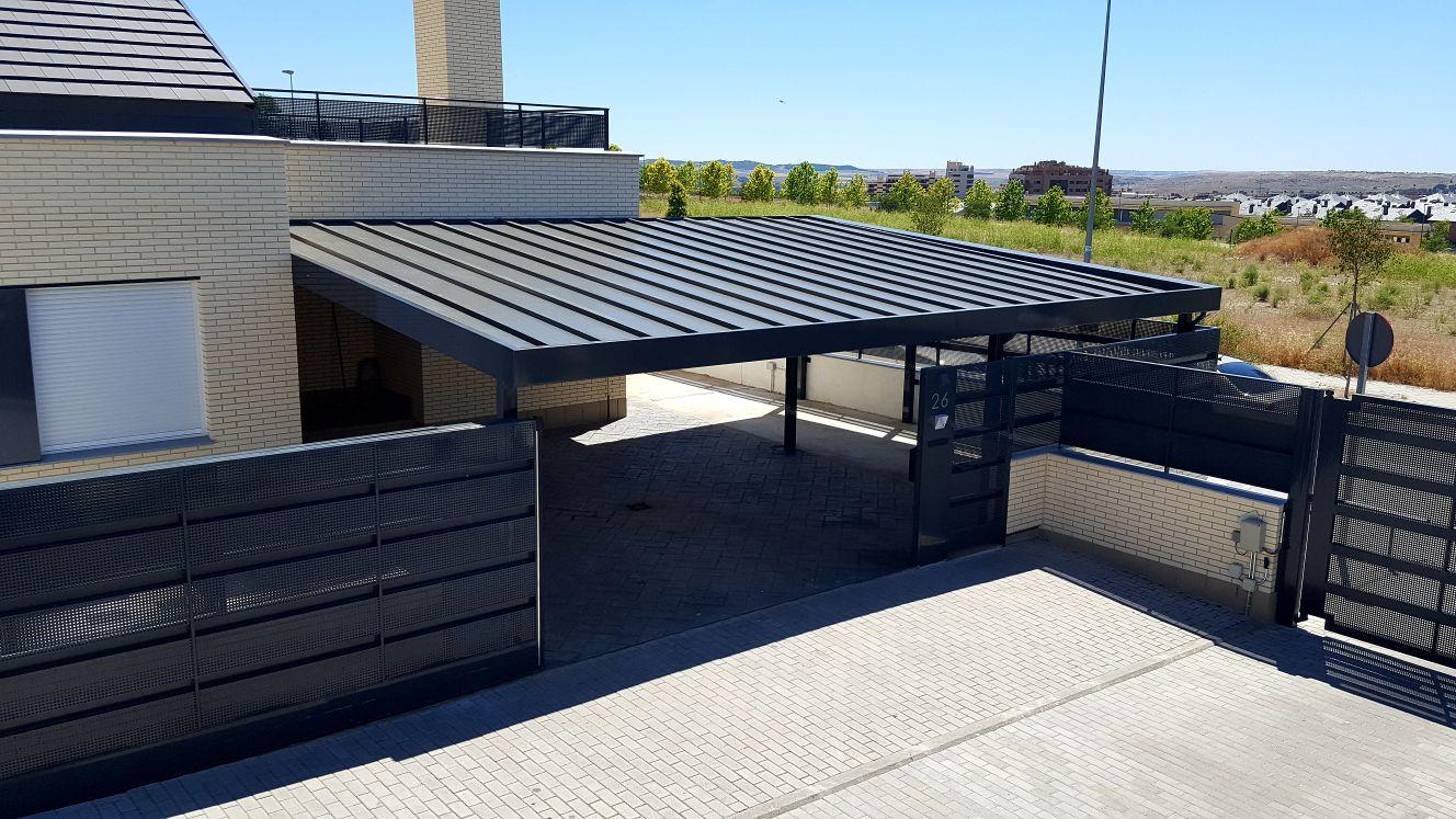 Rehabilitacin de tejados comunidad de Madrid