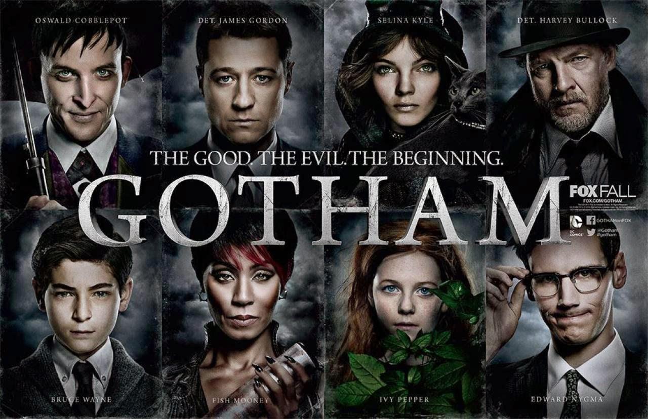 gotham season 2 teasers from wondercon