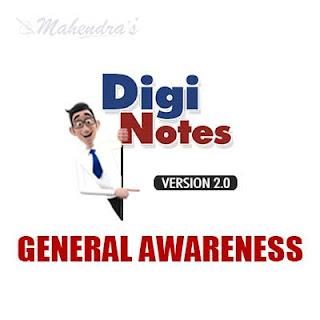 Digi Notes - 2.0 | IBPS PO Special | 13.11.2017