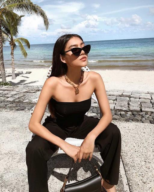 """Vẻ đẹp và sở thích """"lạ"""" của quý cô hội """"Rich Kids of Vietnam""""- Lê Thảo Nhi"""