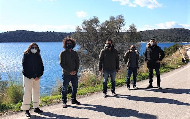 Δήμος Ναυπλιέων: Χάραξη και Ανάδειξη του μονοπατιού στο Βιβάρι