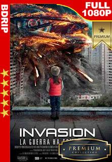 Invasión: La Guerra ha comenzado (Prityazhenie) (2017) [1080p BDrip] [Latino-Ruso] [LaPipiotaHD]