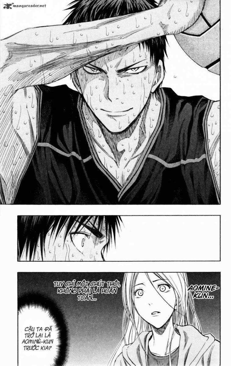 Kuroko No Basket chap 130 trang 18