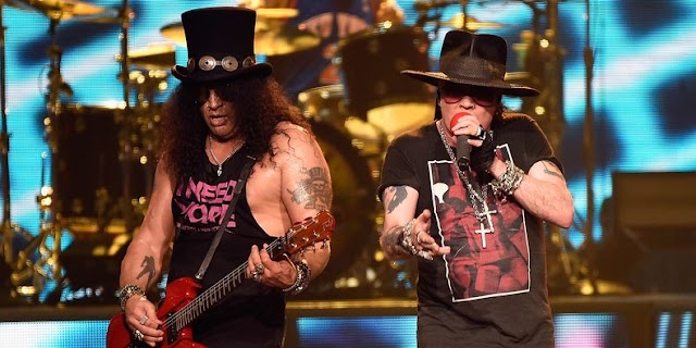 Guns N' Roses será headliner do Lollapalooza Brasil 2020