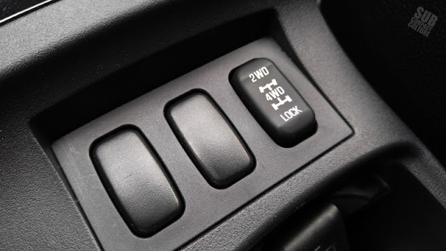 Selectable all-wheel drive control