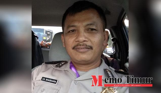 Paur Subbag Humas Polres Lumajang Ipda Catur BK