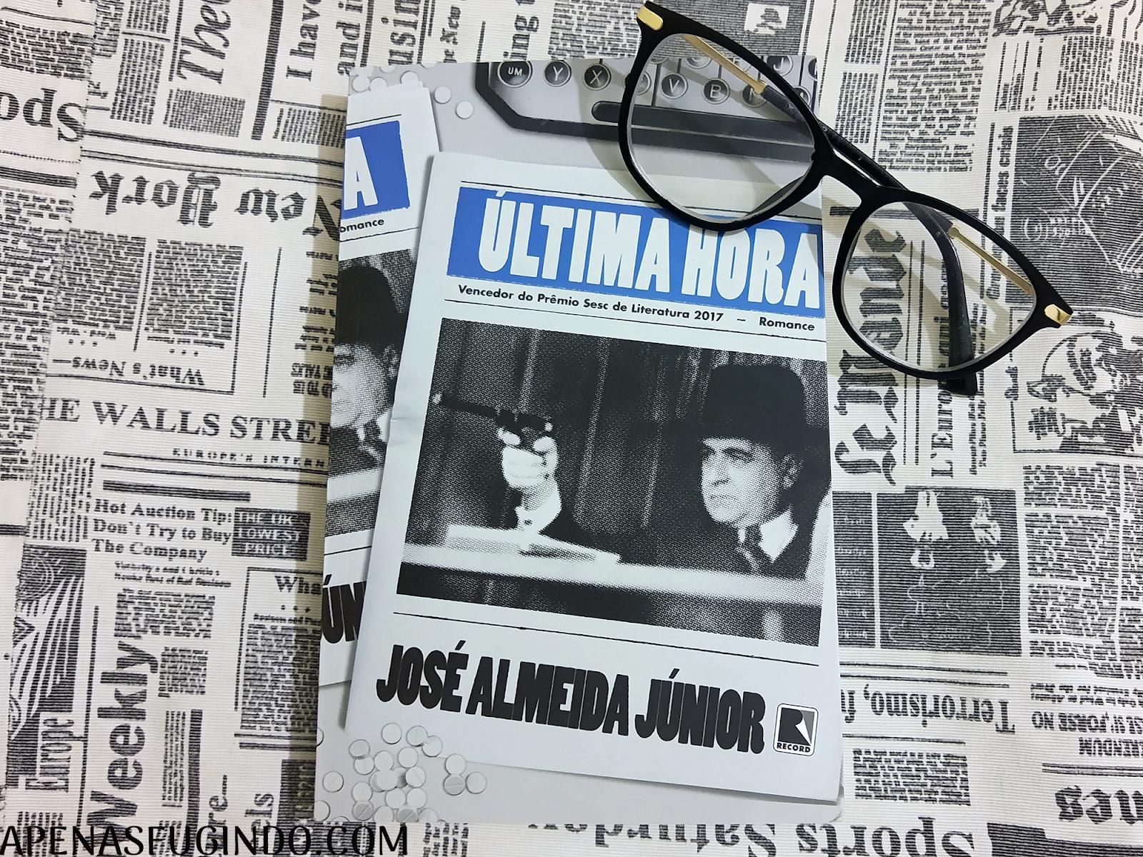 Última Hora José Almeida Júnior
