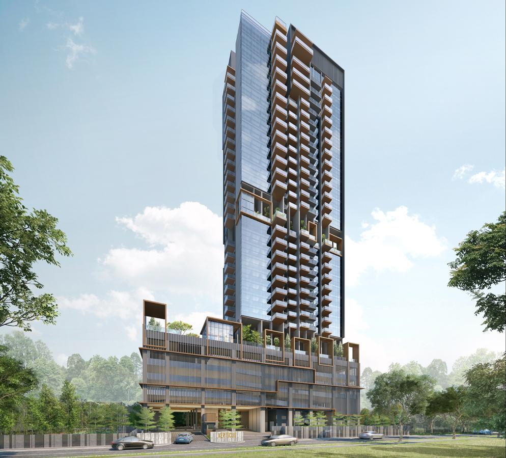 Verticus - Building Facade
