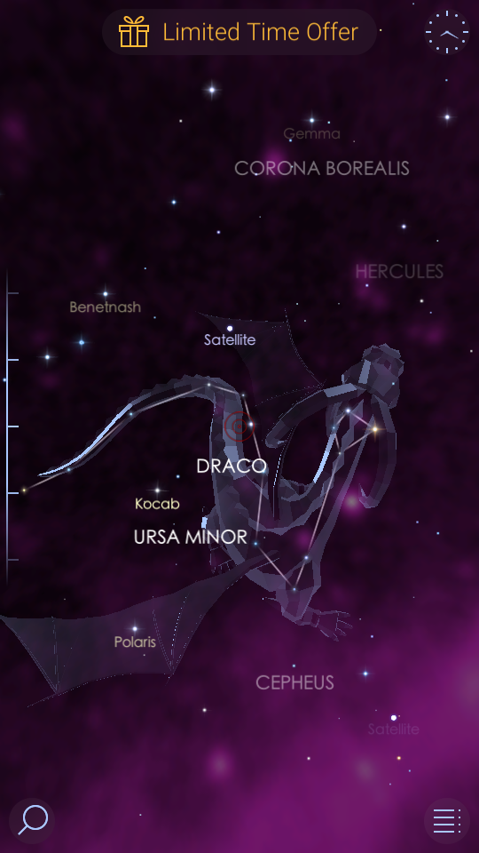 App Review : Sky View - An Astronomy App