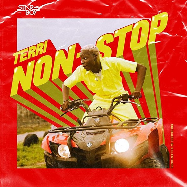 MUSIC + VIDEO : TERRI - NON STOP
