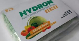 Nutrisi cabe hidroponik