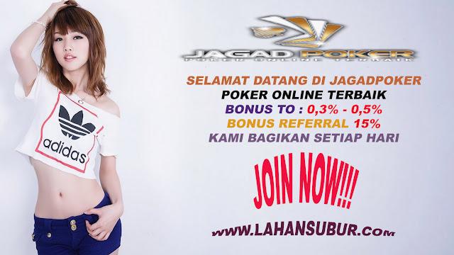 Jenis Bonus Menarik Di Situs Jagadpoker Agen Poker Online