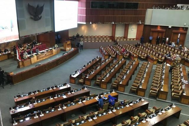 DPR sepakat bawa revisi UU KPK ke paripurna