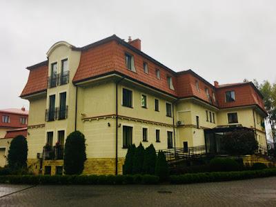 Hotel Afrodyta w Radziejowicach pod Warszawą