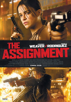 The Assignment 2016 DVD R1 NTSC Latino