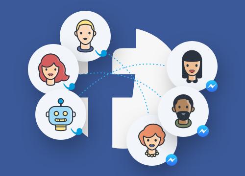 Using a Facebook Messenger Bot
