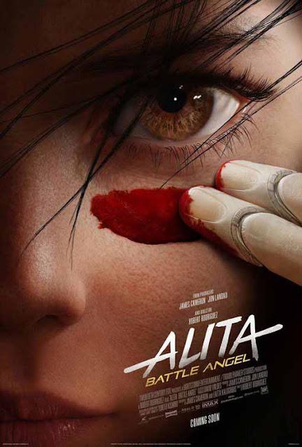 الإصدارات العالية الجودة HD في شهر يونيو 2019 June  فيلم alita battle angel