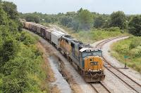Trenes de carga de minerales