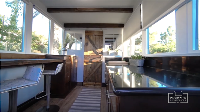 Alternative Living Spaces Shipping Container Home