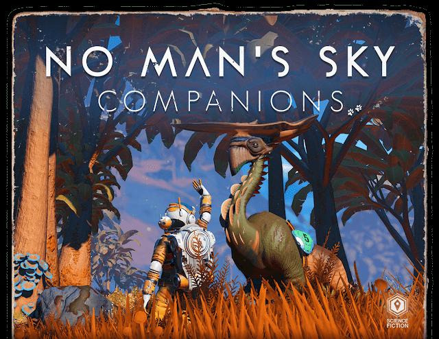 No Mans Sky Companions