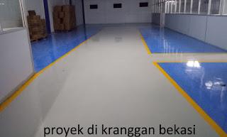 Jasa Epoxy Lantai Murah