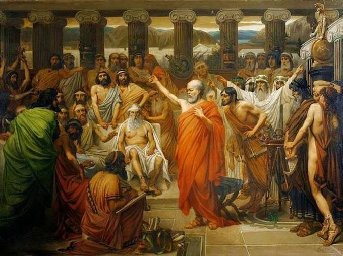 Sokratesin Öğrenci Seçimi