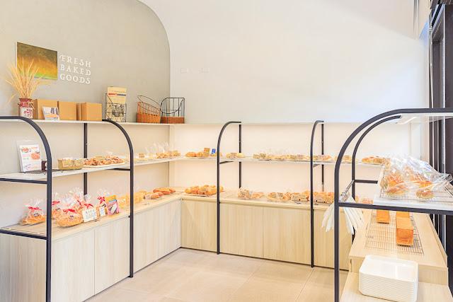 MG 7862 - 熱血採訪│台中麵包推薦,超夯生吐司、好吃小法國麵包,還有橫掃日本三大便利店的米蘭諾布丁!
