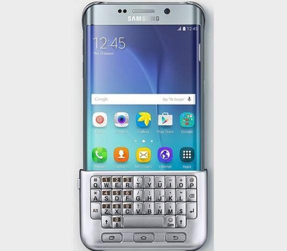 c9b0006d9ec Repuestos y accesorios para telefonía móvil: El Samsung Galaxy S6 Edge Plus  podría contar con un teclado QWERTY adicional