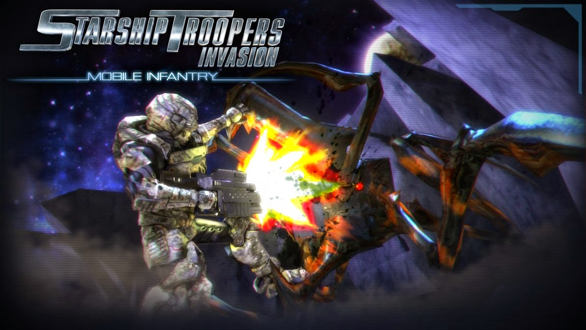 starship troopers invasion stream