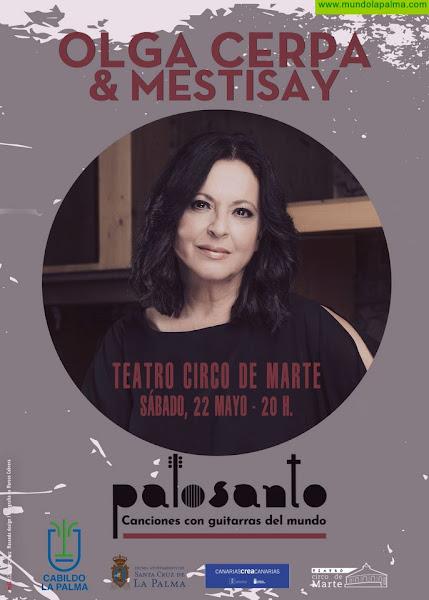 El grupo musical Mestisay interpreta este sábado en el Teatro Circo de Marte su nuevo disco 'Palo Santo'