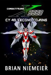Combat Frame XSeed: CY 40 Second Coming - Brian Niemeier