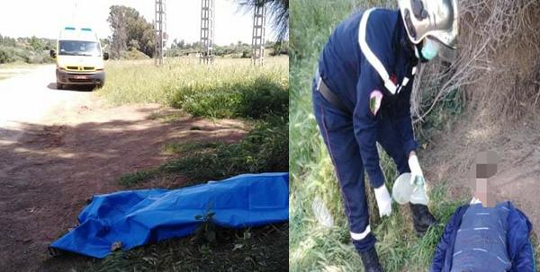 العثور على جثة شخص متوفي بالقرب من مقبرة بأم الذروع