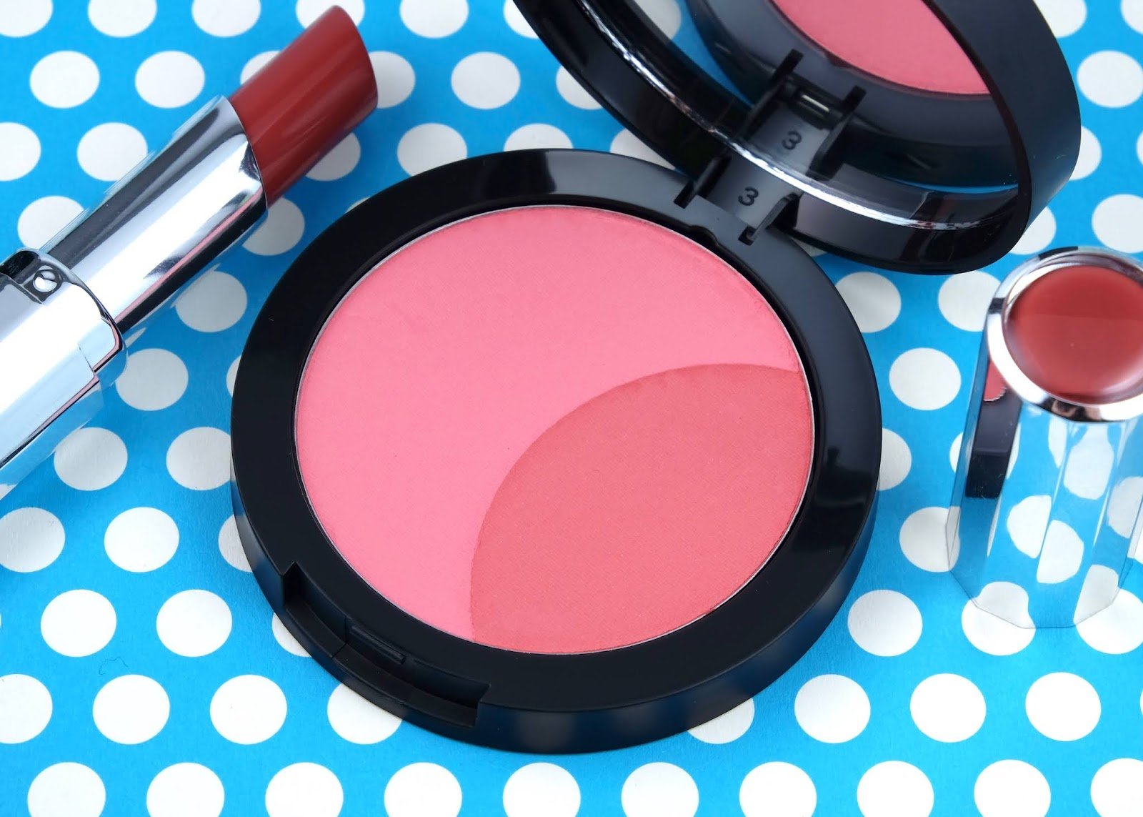 "Sephora Collection | Matte Perfection Blush Duo in ""01 Sweet Pea"": Review and Swatches"