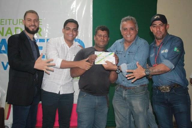 Senador Canedo: Curso de Operador de Máquinas Pesadas forma mais de 500 alunos