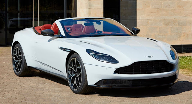 Aston Martin, Aston Martin DB11, New Cars