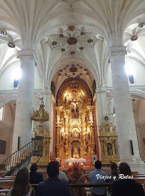 Ex-colegiata de San Pedro de Lerma