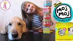 Игрушки-антистресс Moj Moj Crunch серия 2: новые сквиши-желейки для детей
