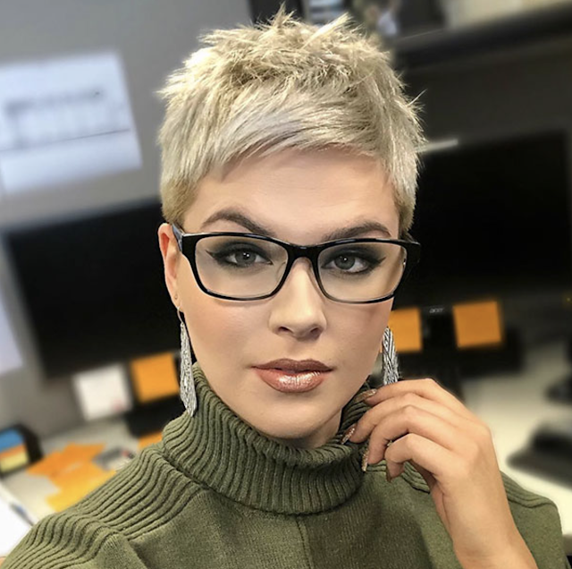short pixie styles for fine hair