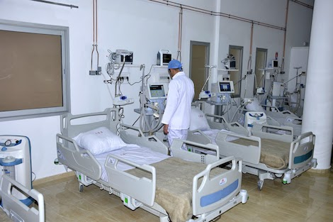 A-field-hospital-in-Al-Bayda-with-a-capacity-of-700-beds