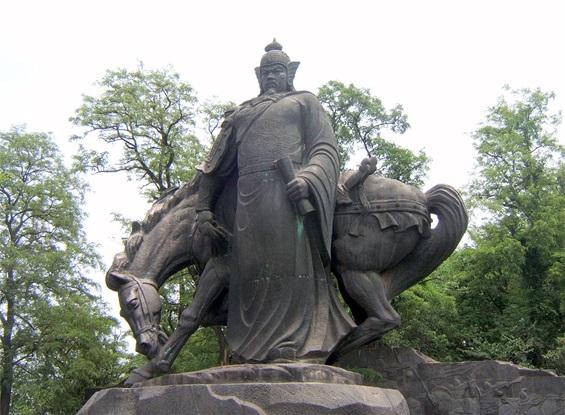 งักฮุย นายพลเยว่เฟย (Yue Fei: 岳飞) @ www.minghui.org