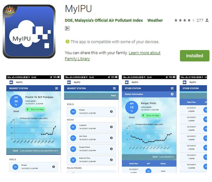 MyIPU - Aplikasi Percuma Smartphone Untuk Semak Nilai IPU Setiap Jam