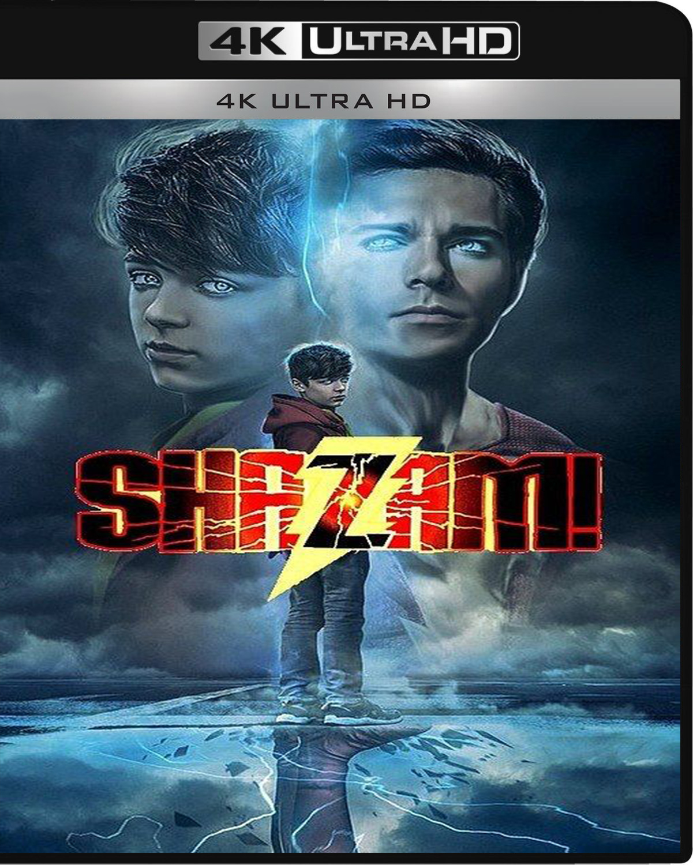 Shazam! [2019] [UHD] [2160p] [Latino] [Proper]