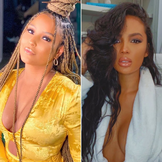 LaToya Ali And Falynn Guobadia Get Into A Shady Feud On Social Media!